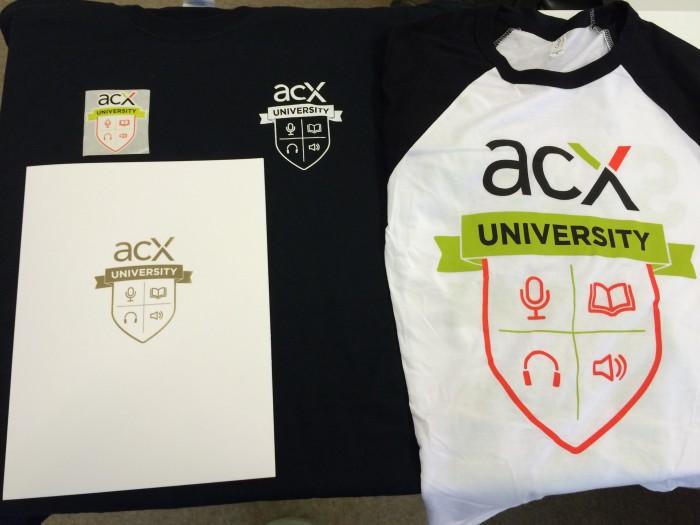 ACX U SWAG