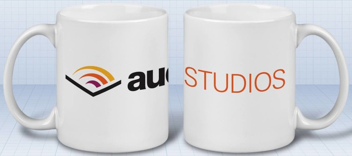 Audible Mugs
