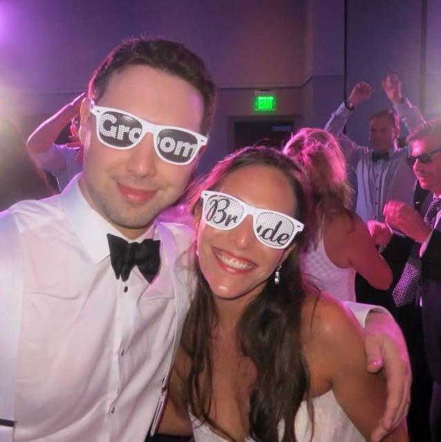 bridegroom glasses