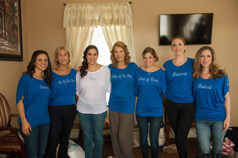 Bridal Party Shirts