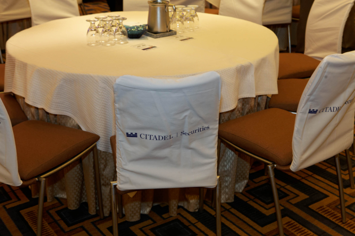 Citadel Chair Covers