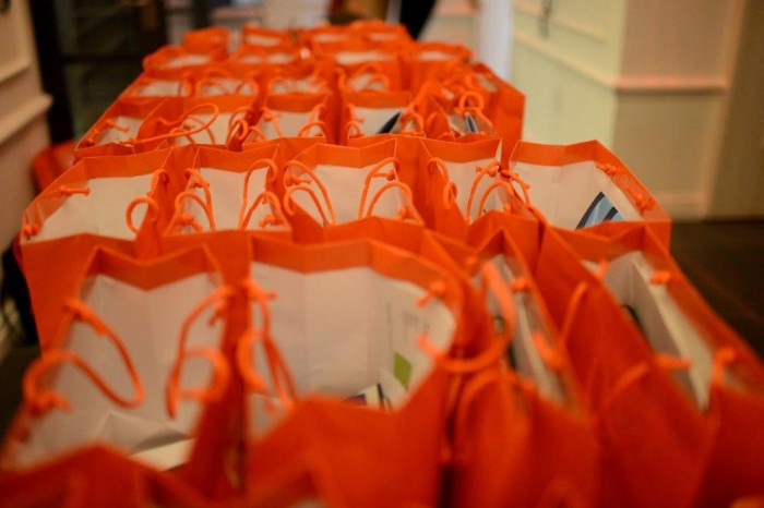 Gravitas Welcome Bags