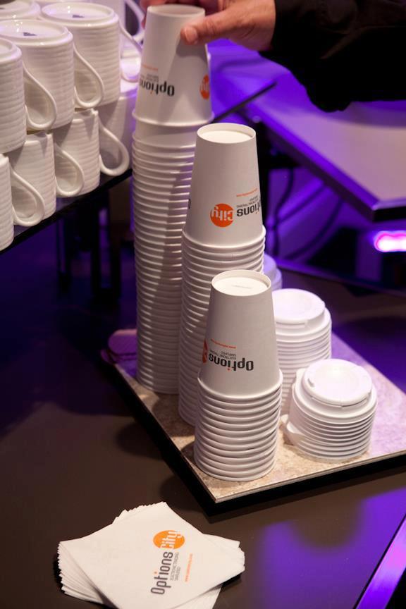 Options City Coffee Station